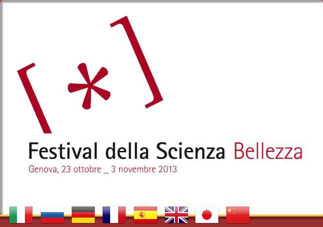 Il Festival della Scienza 2013