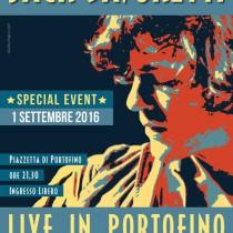 JACK SAVORETTI LIVE IN PORTOFINO – Giovedì 1 settembre 2016