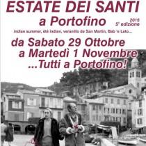 Estate dei Santi a Portofino  29/10/16 – 01/11/16