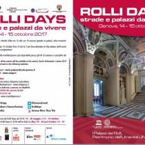 Rolli Days Genova – Ottobre 2017